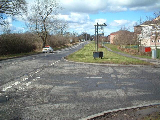 Gowkthrapple, Castlehill Road