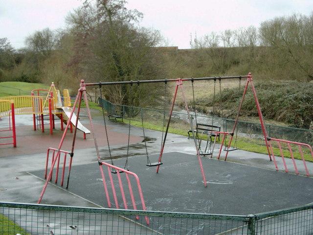 Park at Moseley Drive