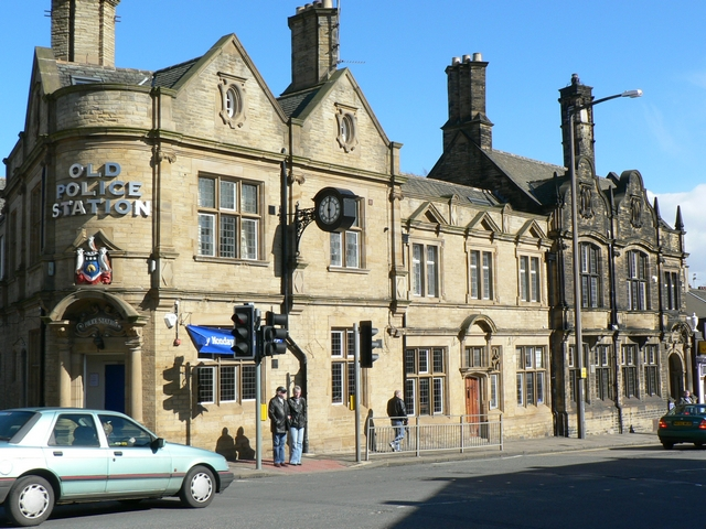 The Old Police Station and Library, Chapel Allerton