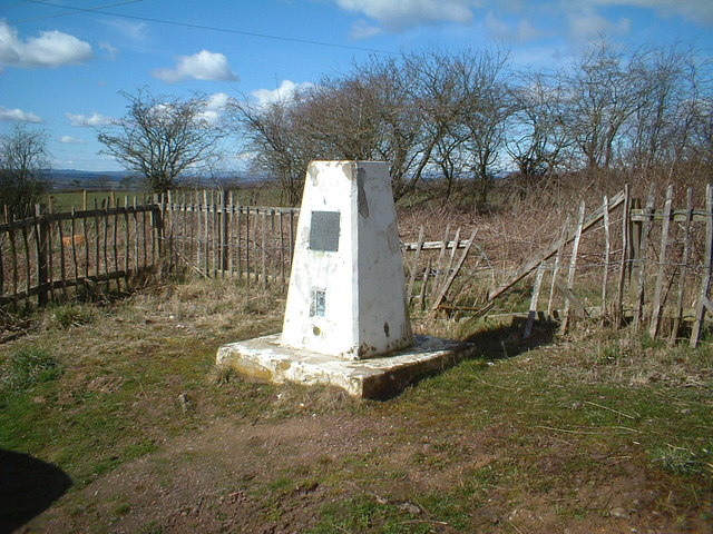 General Roy Trig point