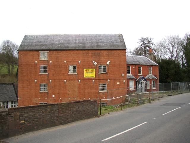 Albury Mill, Albury
