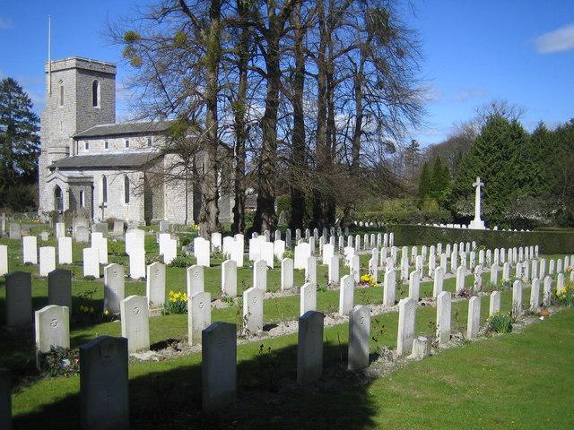 Halton: St George's Church