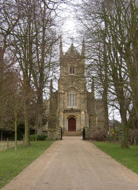 The Irvingite Church, Albury