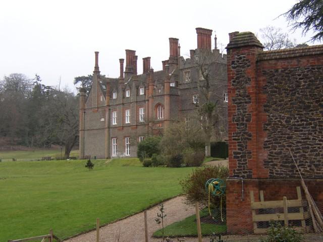 Albury Park House, Albury