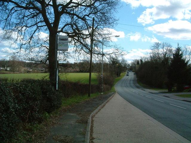 Bedmond Road