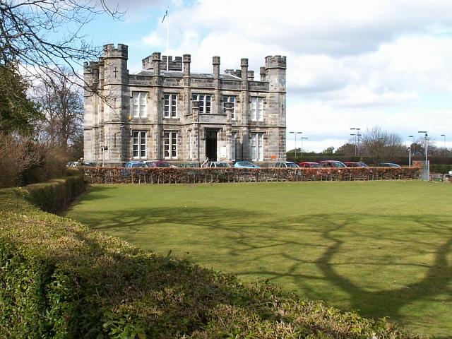 Kinburn House, St Andrews