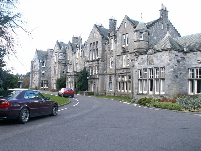 University Hall, St Andrews
