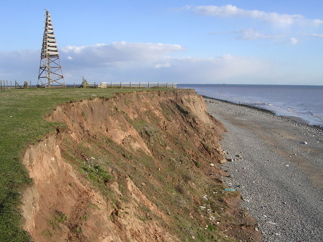 Cliff Top on Walney Island