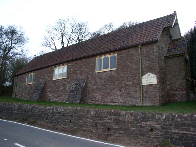 St John's Church, Buckholt