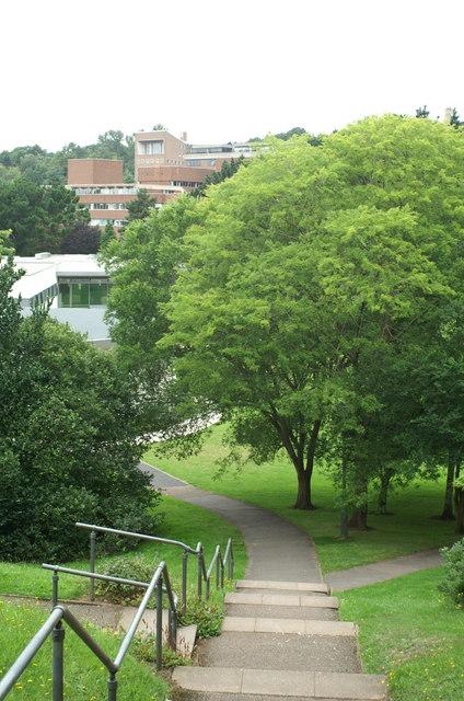 University of Exeter, Streatham Campus