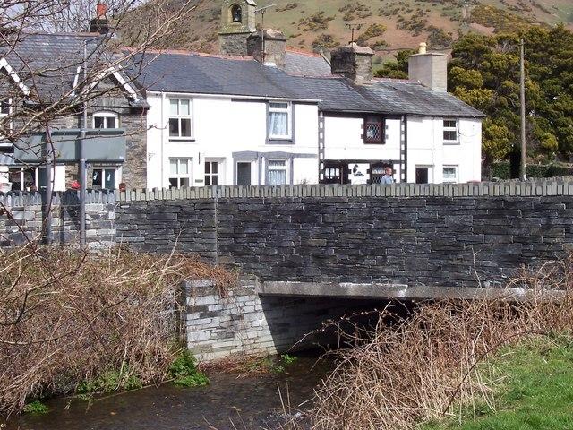 Bridge at Bryncrug