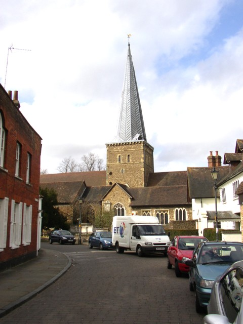 Church of St Peter and St Paul, Godalming