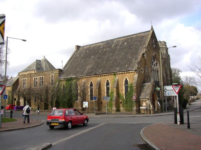 Former Congregational Church, Godalming