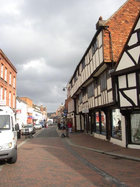 High Street, Godalming