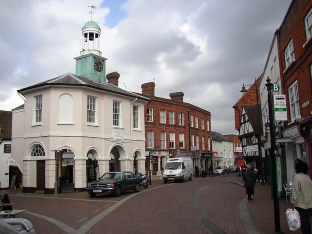 The Market Hall, Godalming