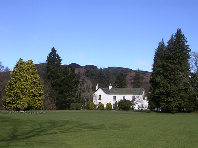 Manse House near Milton of Buchanan