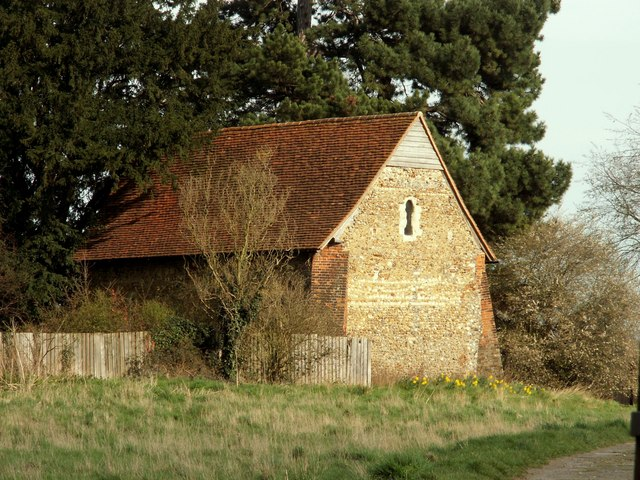 Norman Chapel, Harlowbury, Essex