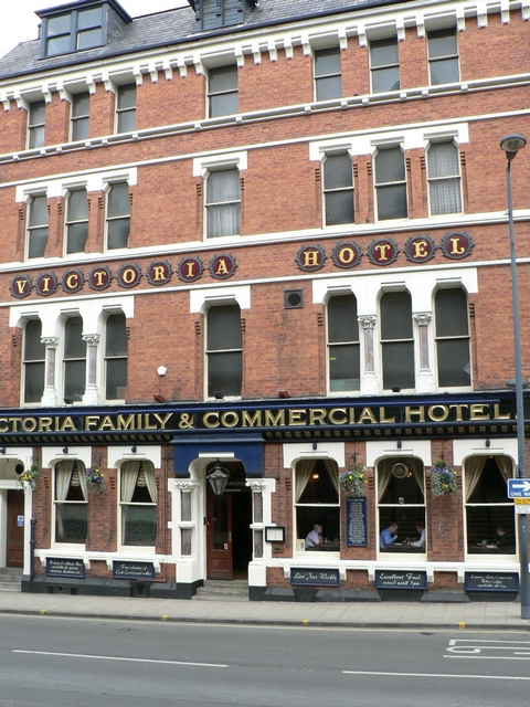 Victoria Hotel, Great George Street