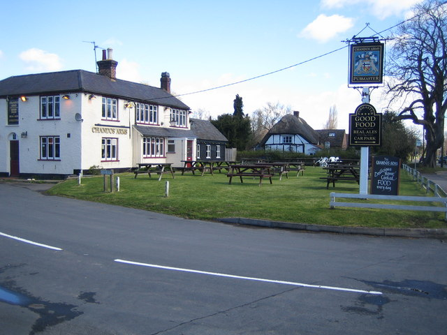 Weston Turville: The Chandos Arms