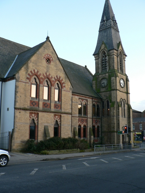 Former Blenheim Baptist Church, Blackman Lane