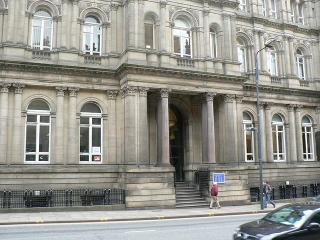 Leeds Central Library, Calverley Street