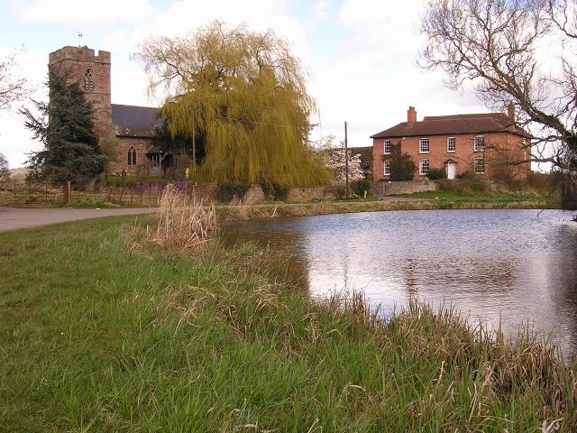 St Lawrence Church, Preston on Wye