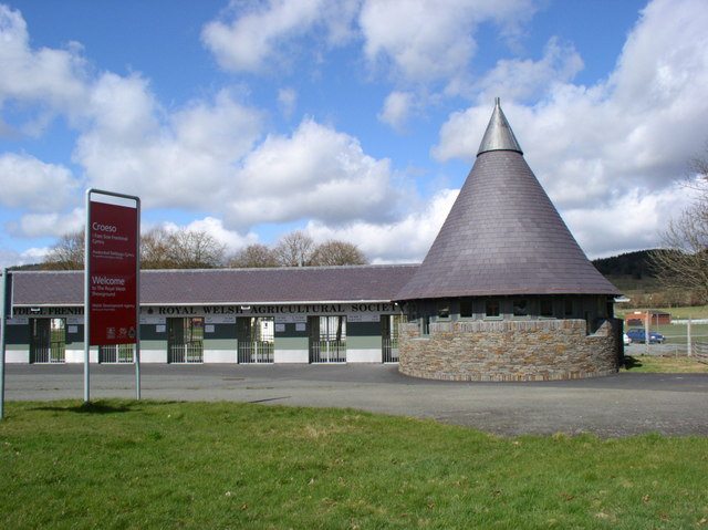 Royal Welsh Agricultural Show Ground, Llanelwedd