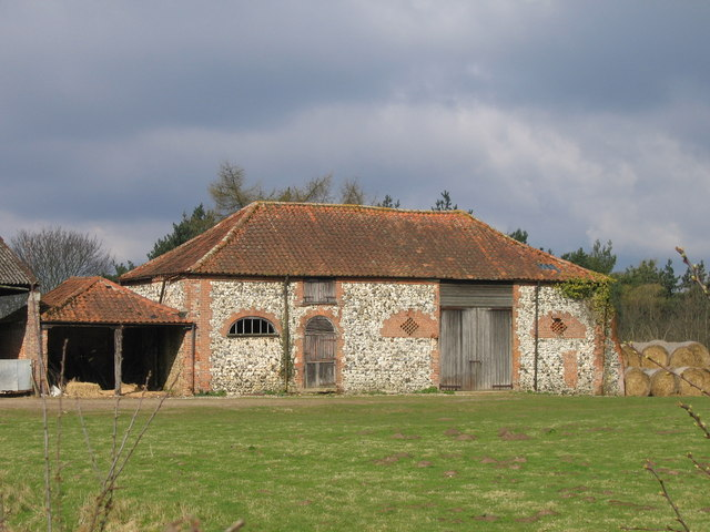 Barn at Church Farm, Kirby Bedon