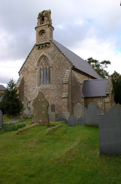St Paul's Church, Dolfor