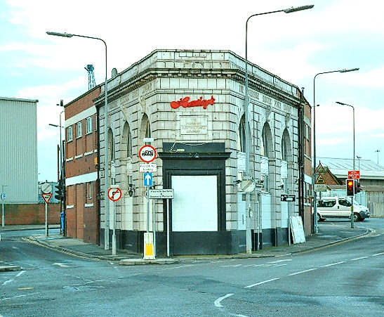 Goole, The Old Yorkshire Electric Showroom