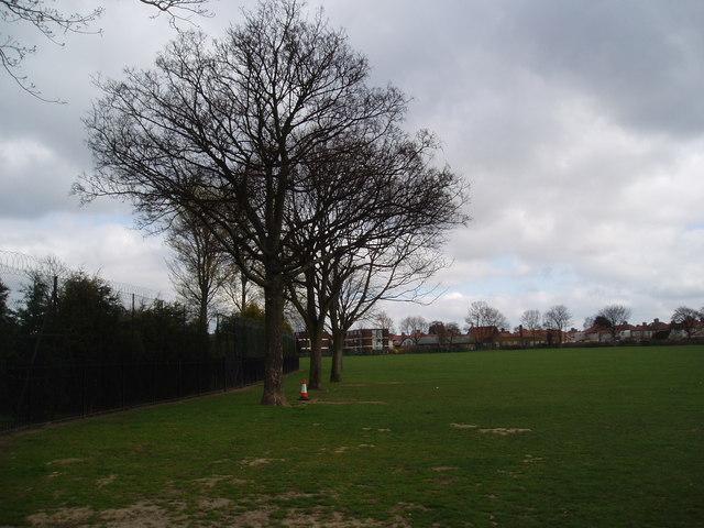 Stevens Park, East Wickham, Kent