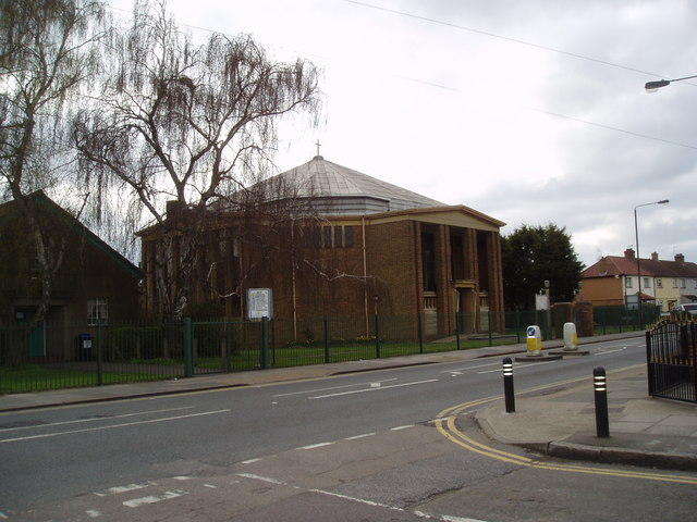 St Peter's Church, Pickford Lane, Bexleyheath