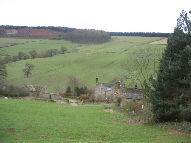 Calton Houses near Chatsworth