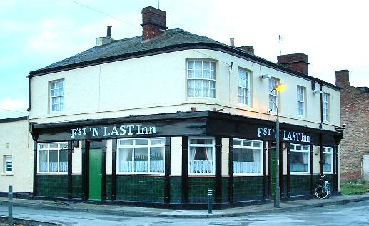 Goole, The F'st 'N' LAST Inn on South Street