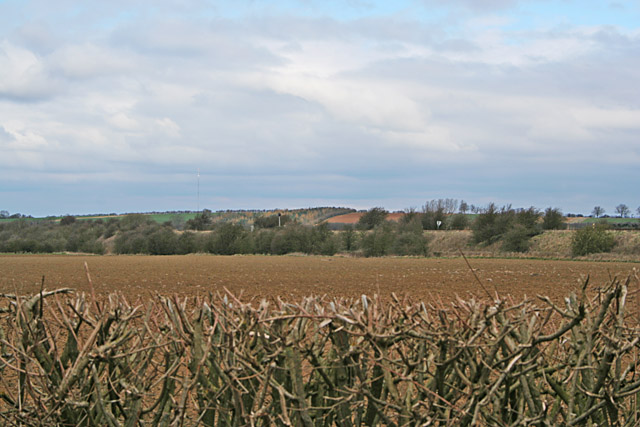 Farmland near Whissendine, Rutland