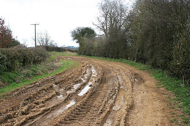 Teigh Lane near Teigh, Rutland