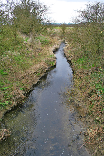 River Eye near Teigh, Rutland
