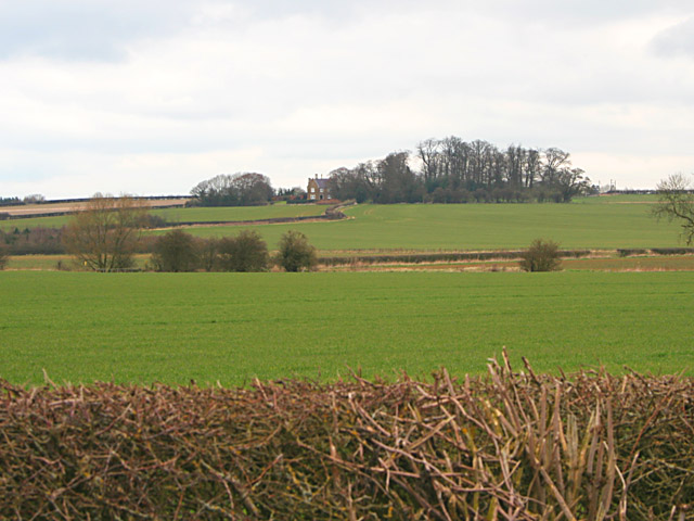 View from Teigh Lane