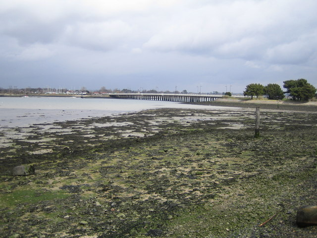 Hayling Island: Langstone Bridge