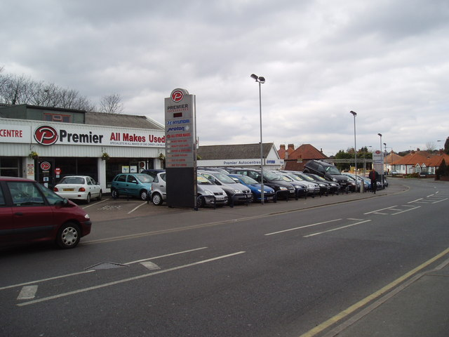 Premier Used Car Centre, Blackfen, Kent