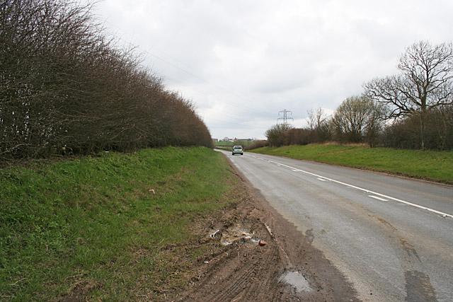 A606 near Langham