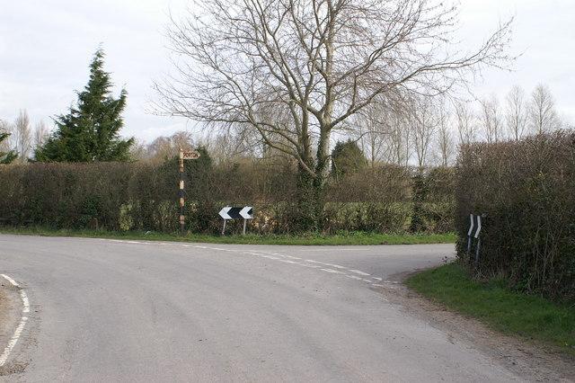 Porton Road Junction