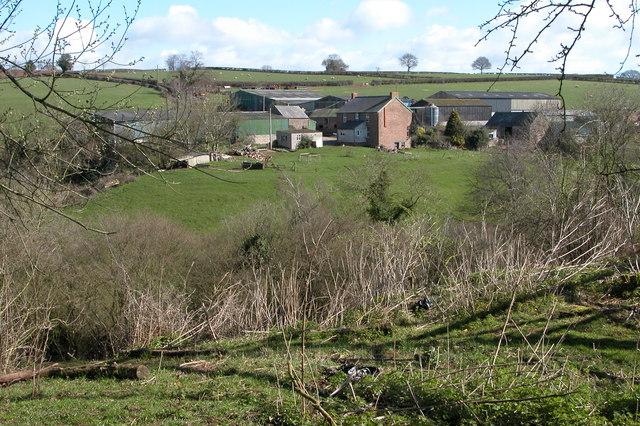 Altwynt Farm, near Little Dewchurch