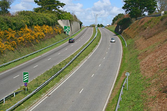 Carnon Downs Bypass