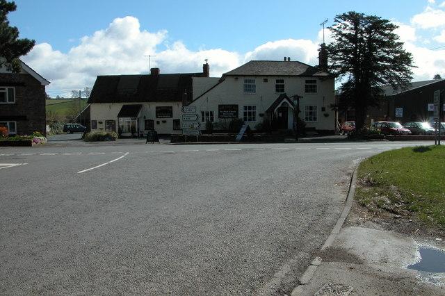 The Tump Inn, Wormelow Tump