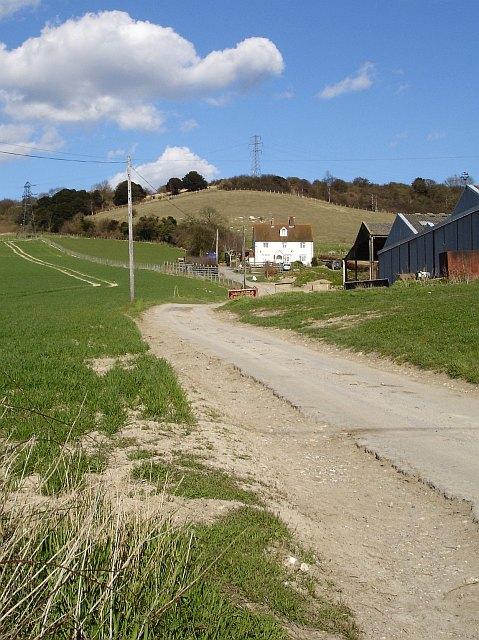 Allington Farm near Hollingbourne