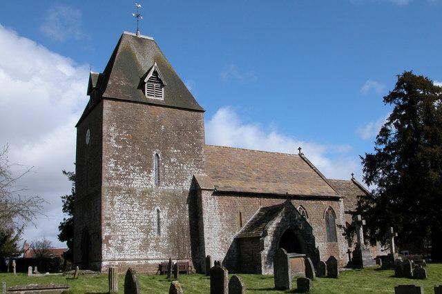 Much Dewchurch Church
