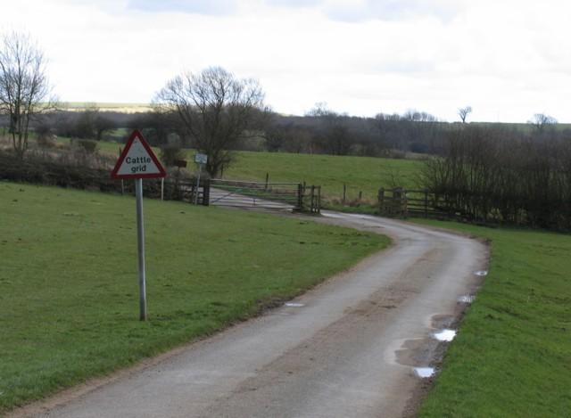 Near Marefield