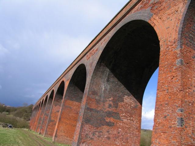 John O Gaunt railway viaduct