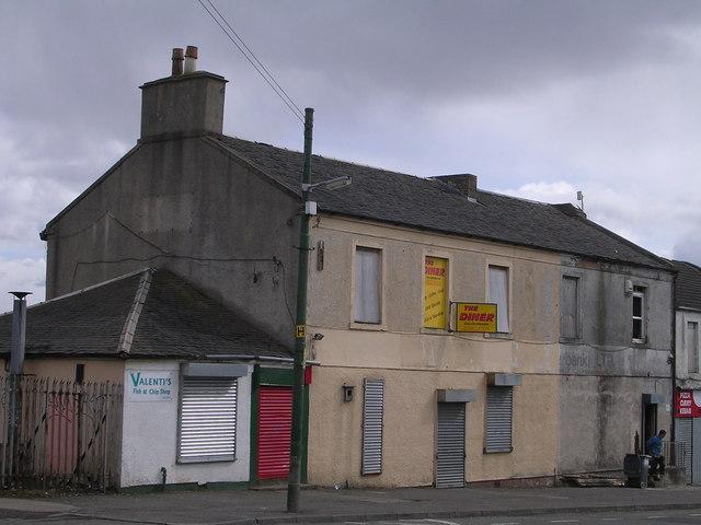 The Diner, Calderbank
